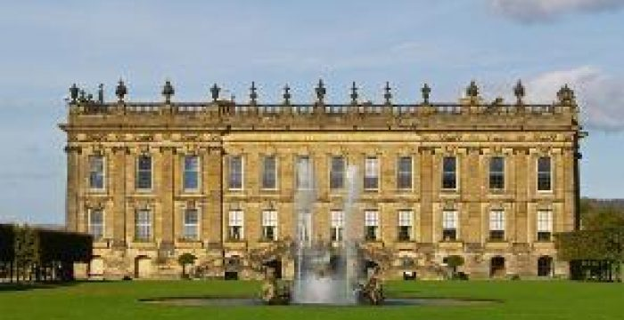 Chatsworth House | BDP Team Building