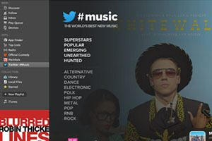 Twitter Music Launches New App on Spotify!